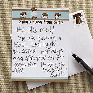smores notepad