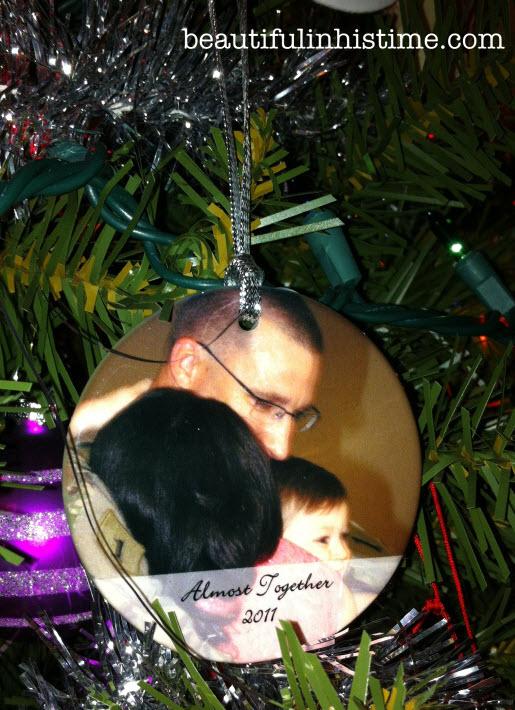custom ornament tradition