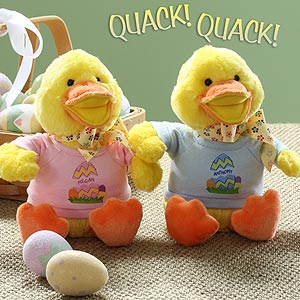 personalized duck toys for kids