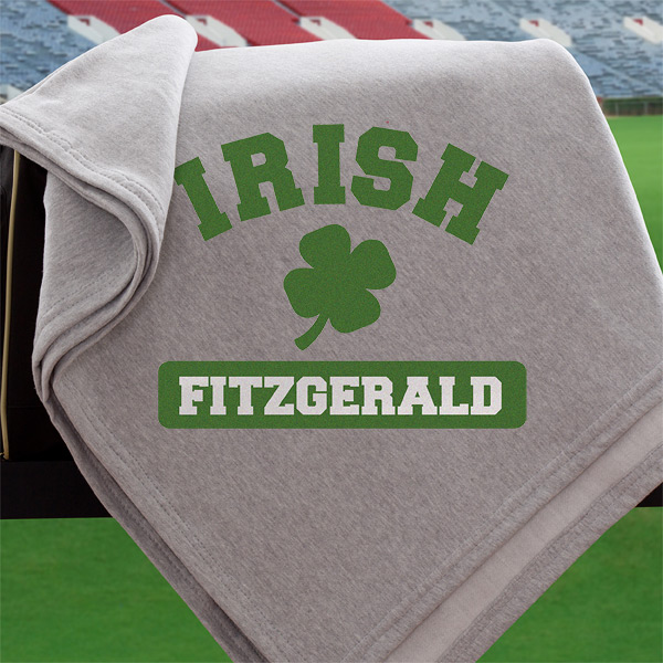 irish blanket