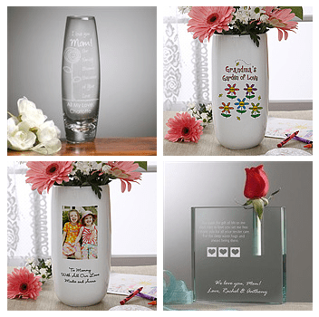 mother's day vases
