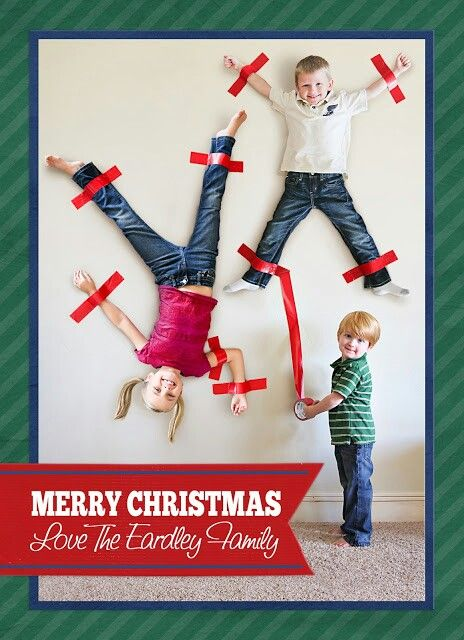 funny christmas card ideas