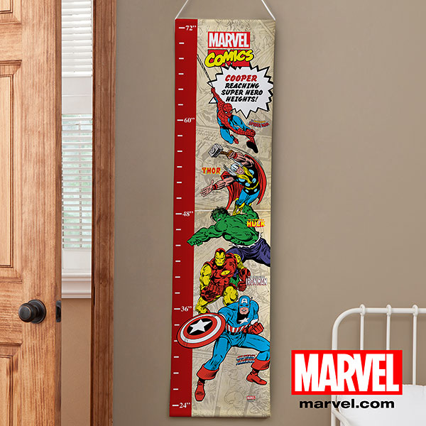 Marvel Growth Chart