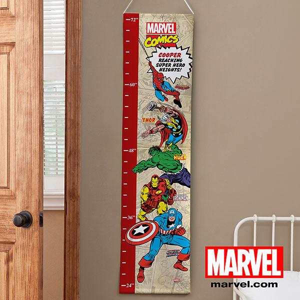 Marvel Growth Chart