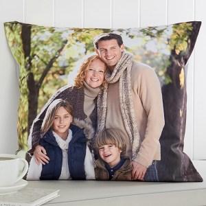 Family Photo Pillows