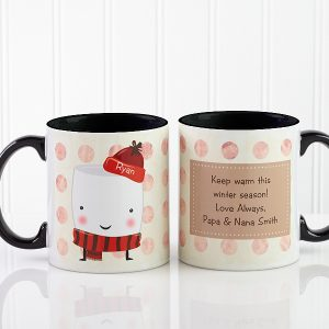 Marshmallow Personalized Mug