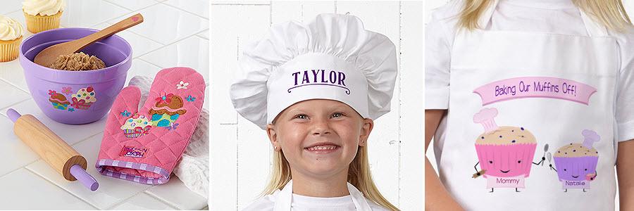 Kid's Baking Gear
