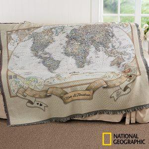 Romantic Travels Blanket