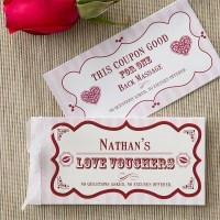 anniversary coupon book ideas