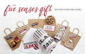 The Five Senses Gift Ideas