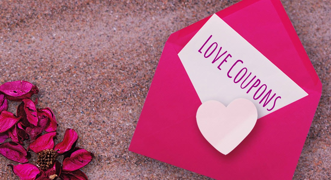 101 love coupons  ideas for him and her