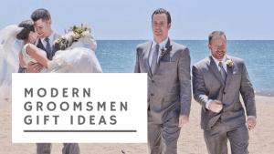 Modern Groomsmen Gift Ideas