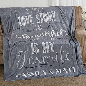 Custom Blanket