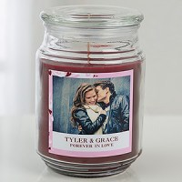 Photo Candle
