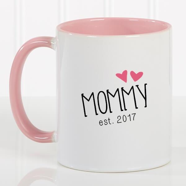 Custom Mommy Mug