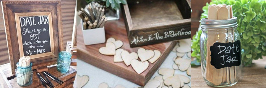 Rustic Bridal Shower Games & Activities