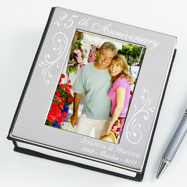 Silver Wedding Anniversary Gift Ideas For Parents: Anniversary Gift Ideas For Parents & Grandparents