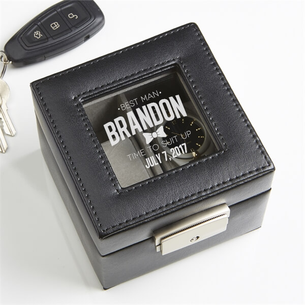 Best Man Gifts - Watch Box