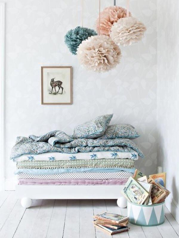 Comfy Reading Nook For Kids