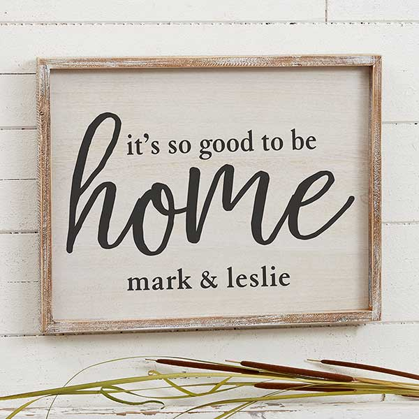 Real Estate Closing Gifts - Home Wall Art