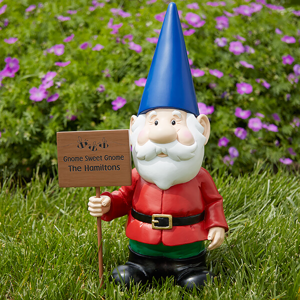 Real Estate Closing Gifts - Garden Gnome