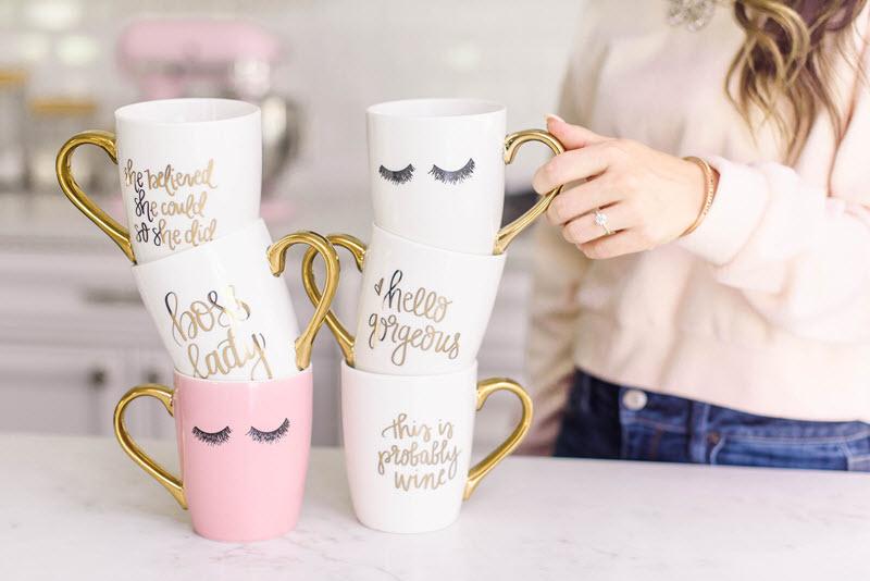 Sweet Water Decor Coffee Mugs