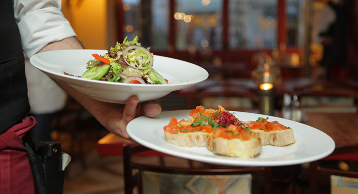 Singles Day Ideas: Eat At Your Favorite Restaurant