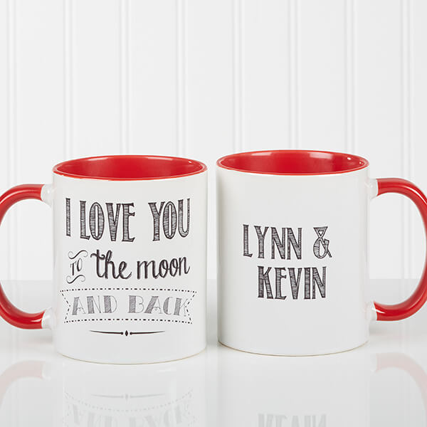 Love Quotes Coffee Mugs