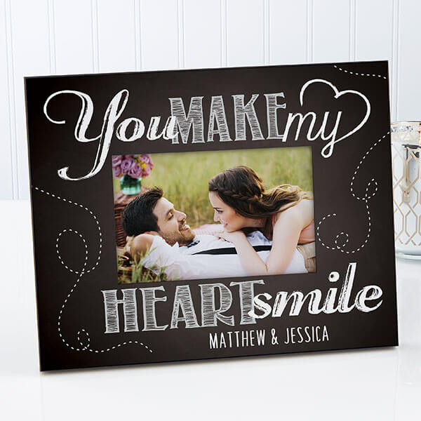You Make My Heart Smile Picture Frame