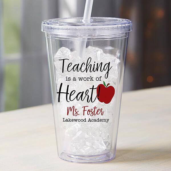 Teacher Tumbler
