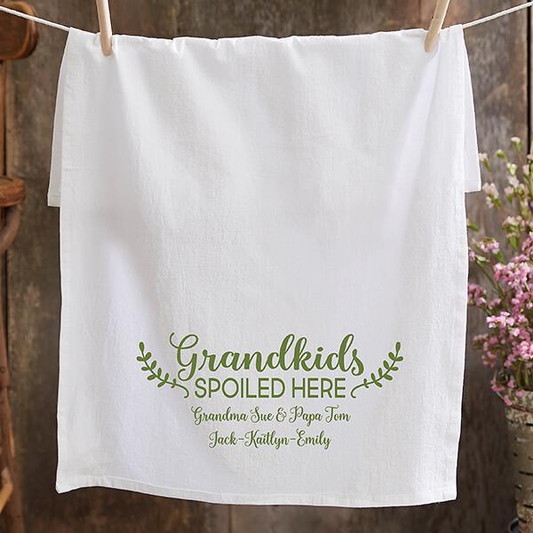 Grandparents Tea Towel