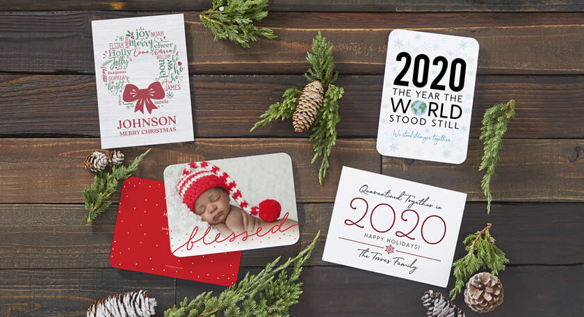 2020 Christmas Card Messages