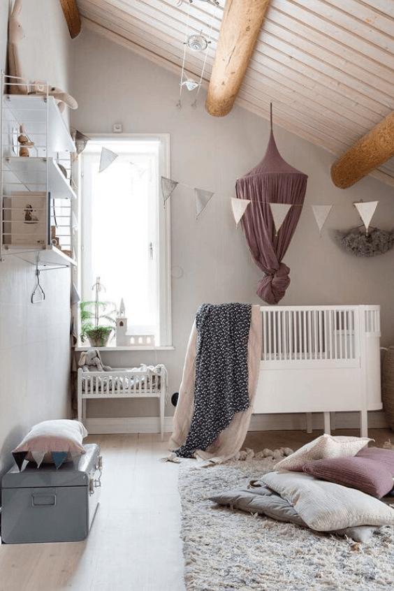 2021 Nursery Decor Ideas - Muted & Gender Neutral Nursery