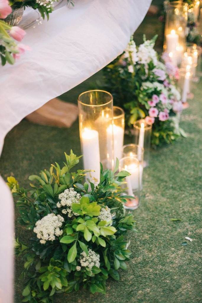 Wedding Memorial Table Ideas