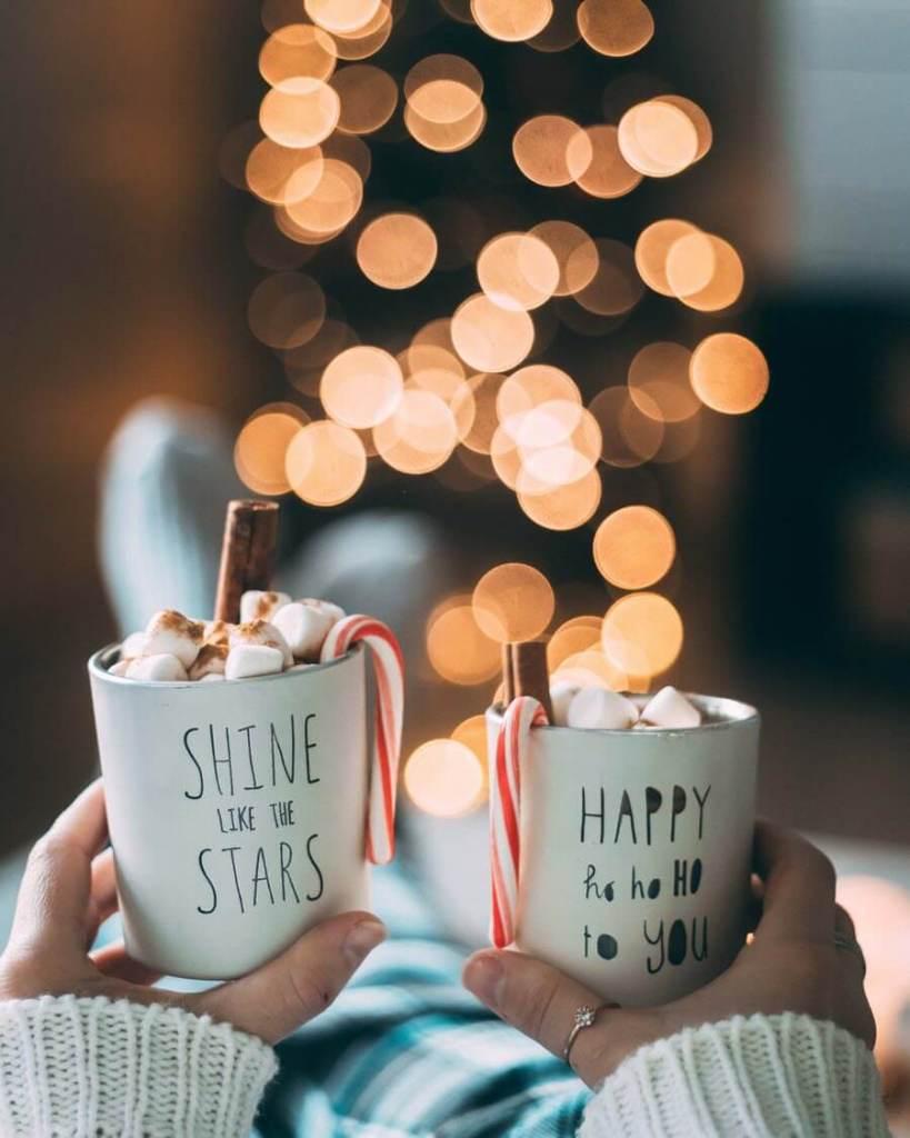 Hot Chocolate Party Mugs  & Ideas