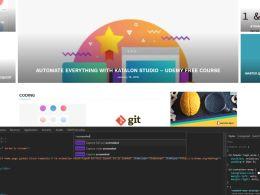 Capture website screenshot with Chrome Developer Tools