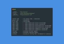 Build geocoding databases