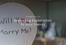 Marketing Explanation