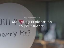 Marketing Explanation