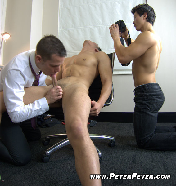 Shane Frost Sucking Eric's Cock