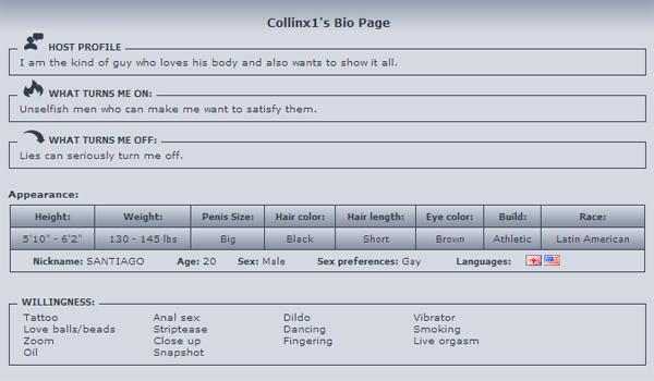 Collinx1-bio