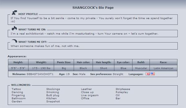 SHANGCOCK-bio