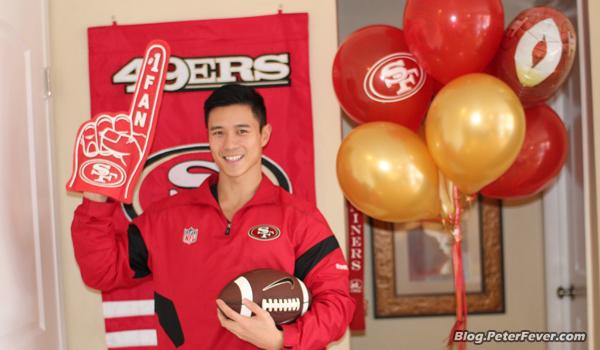 49ers fan!