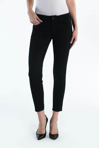 Similar style petite black jeans