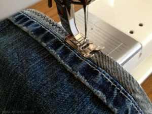 petite fashion how to hem jeans