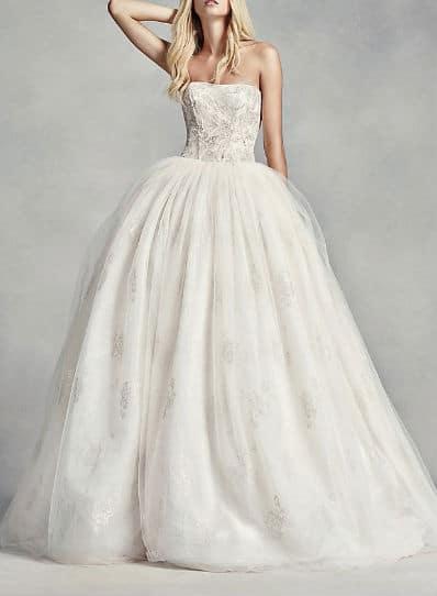 wedding dresses for petite brides