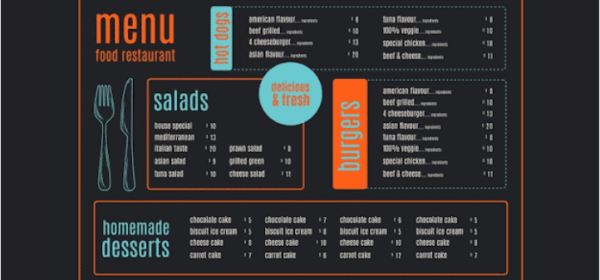 Restaurant Menu Pricing Strategies