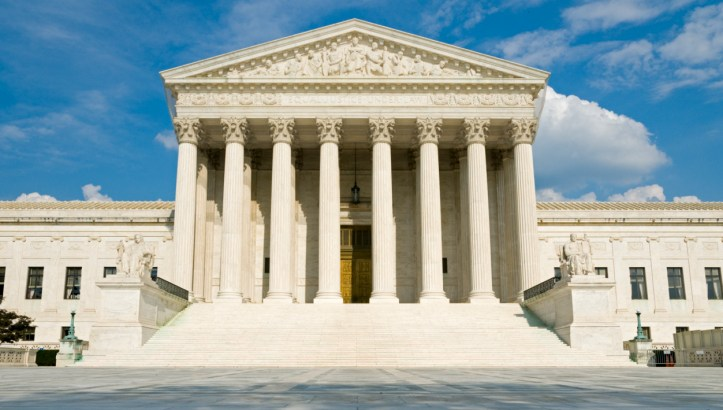 image of the US Supreme Court