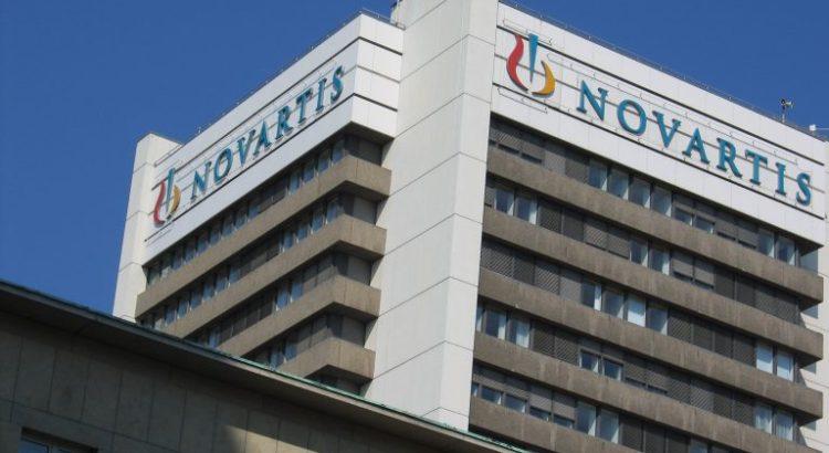 Image of Novatis building