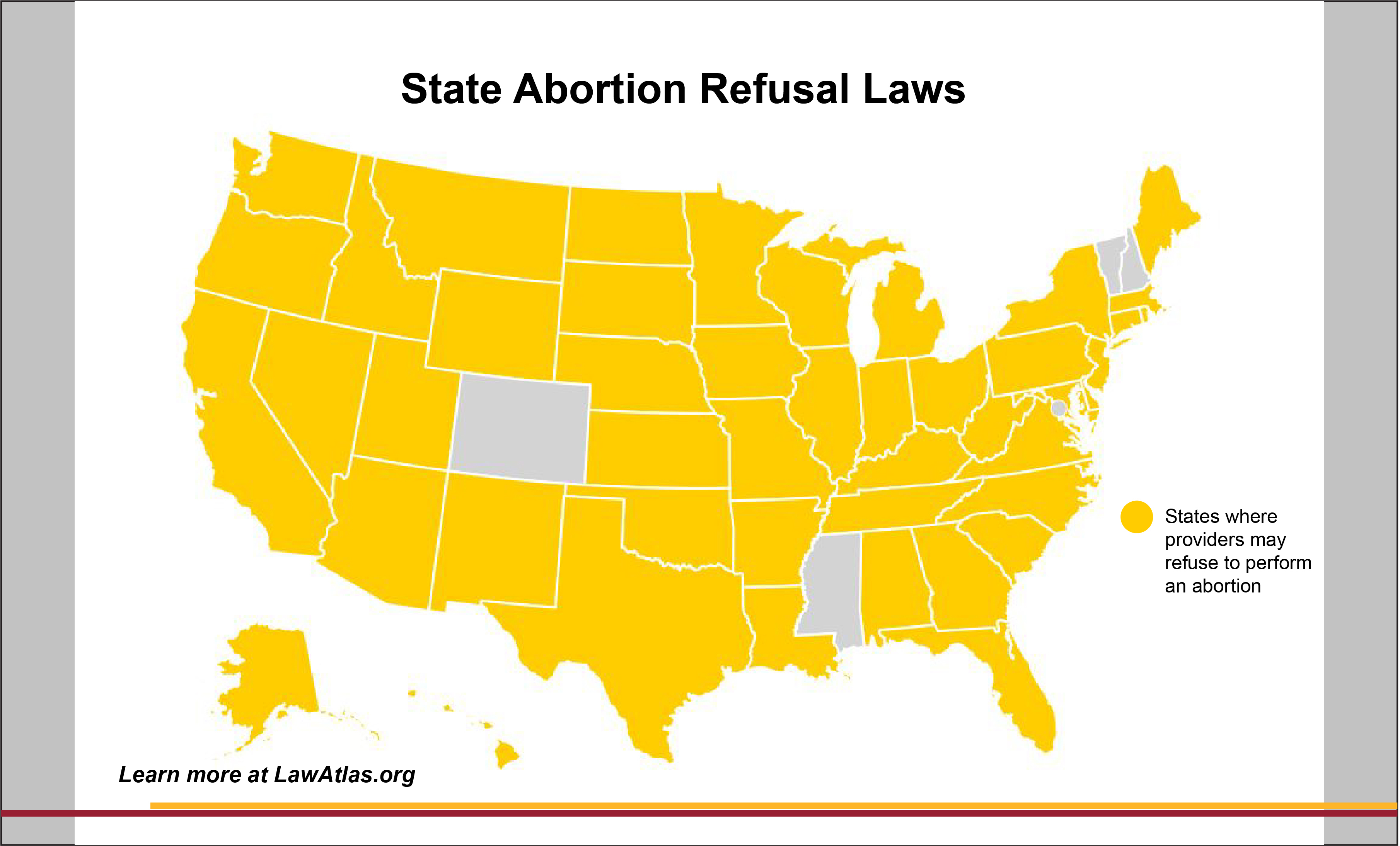 Abortion in adults very